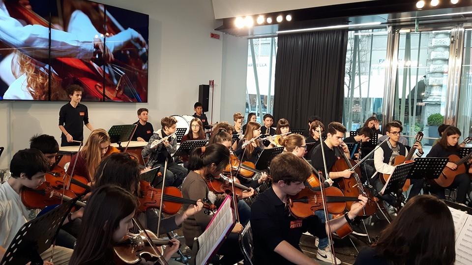 Orchestra giovanile Pepita