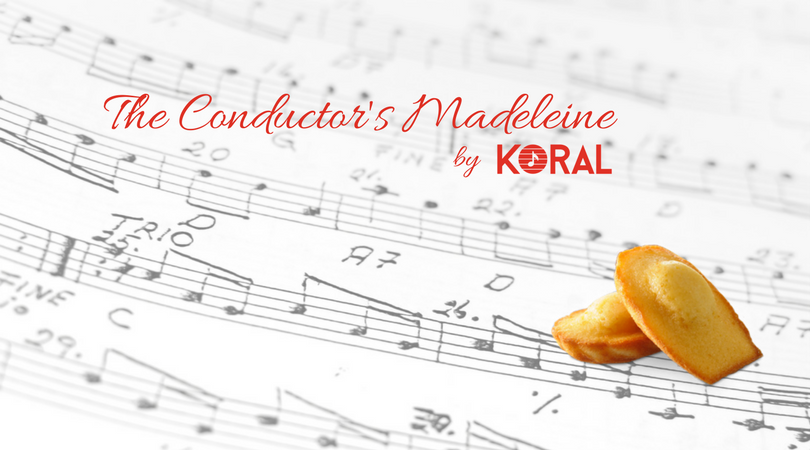 The Conductor's Madeleine